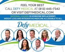 Defy Medical Telemedicine hormones