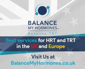 TRT in UK Balance my hormones