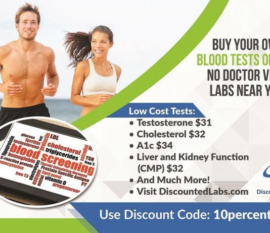Buy Discounted lab tests