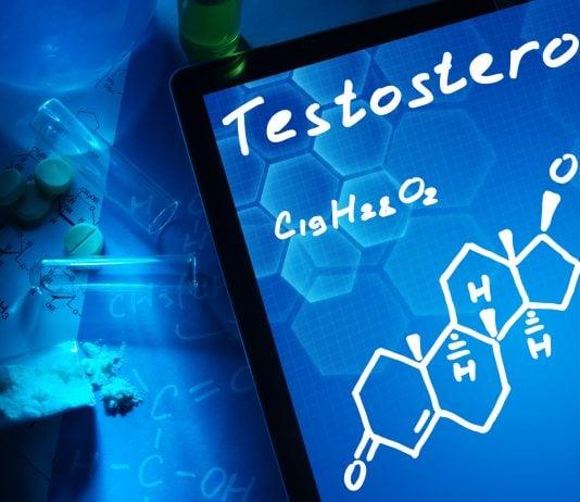 Testosterone effect on older men